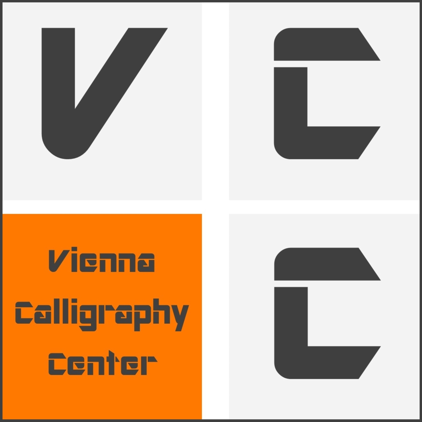 Vienna Calligraphy center logo